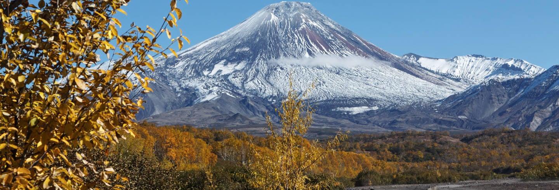 Excursion au volcan Avachinski