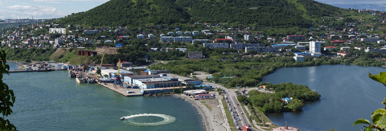 Tour privado por Petropavlovsk de Kamchatka