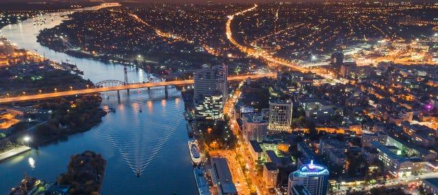 Tour nocturno por Rostov del Don