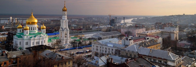 Tour privado por Rostov del Don