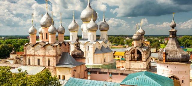 Visita guiada por Rostov del Don