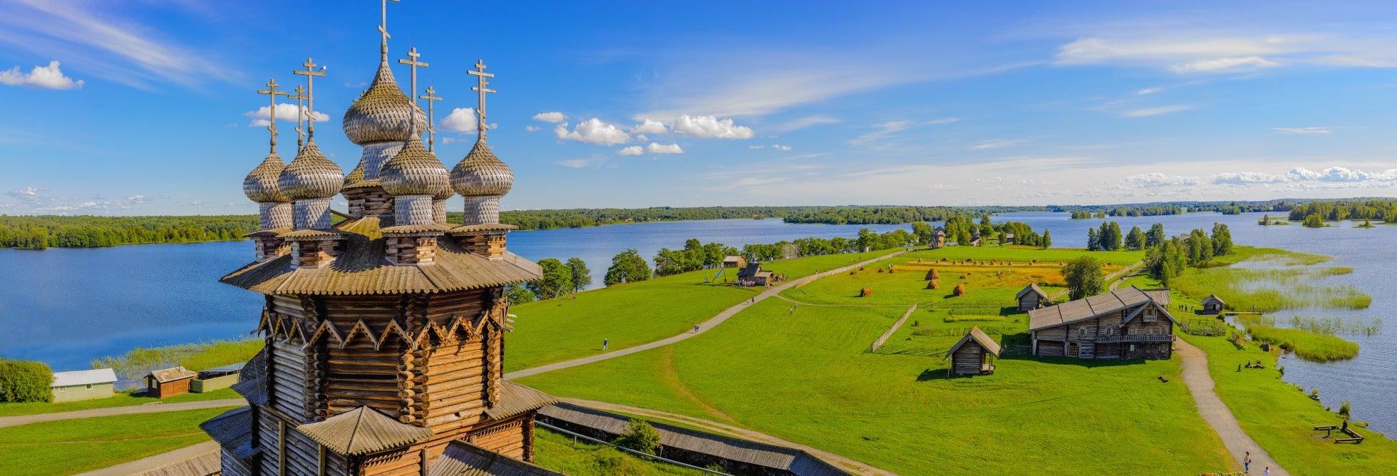 Circuit de 6 jours au nord de la Russie et aux Goulags