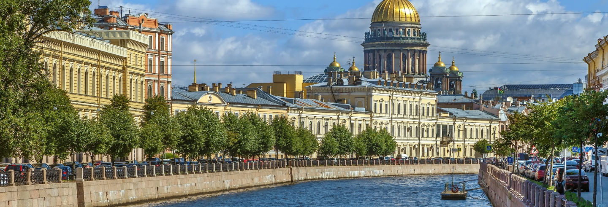 Croisière de 11 jours de Saint-Pétersbourg à Moscou