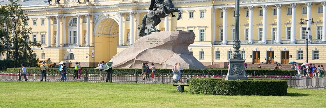 Praça do Senado de São Petersburgo