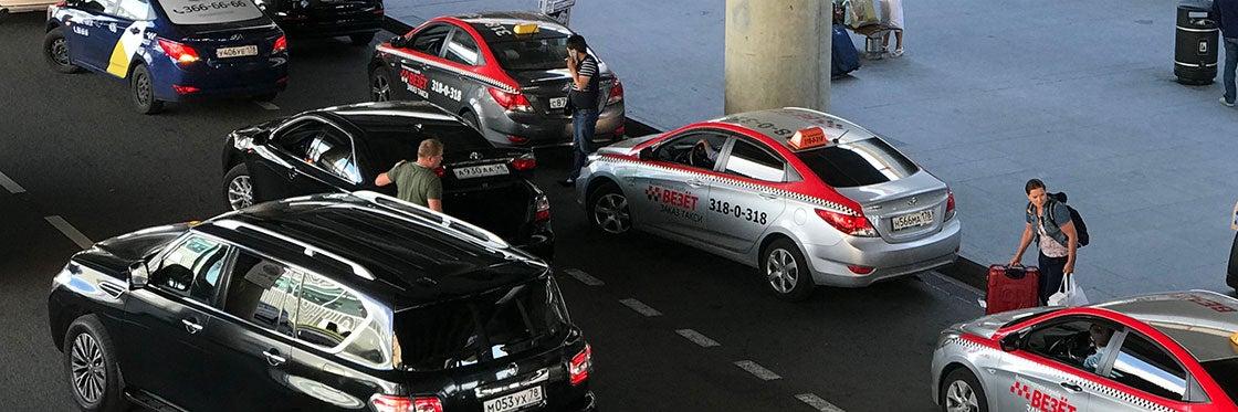 Taxis en San Petersburgo