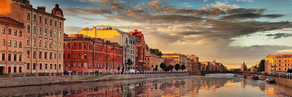 Weather in Saint Petersburg