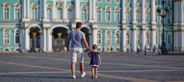 Tour de 2 días por San Petersburgo para cruceros