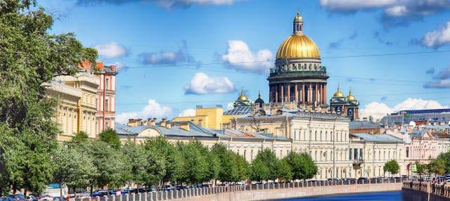 Tour por las catedrales de San Petersburgo