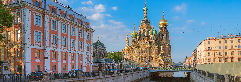 Tour panorámico por San Petersburgo
