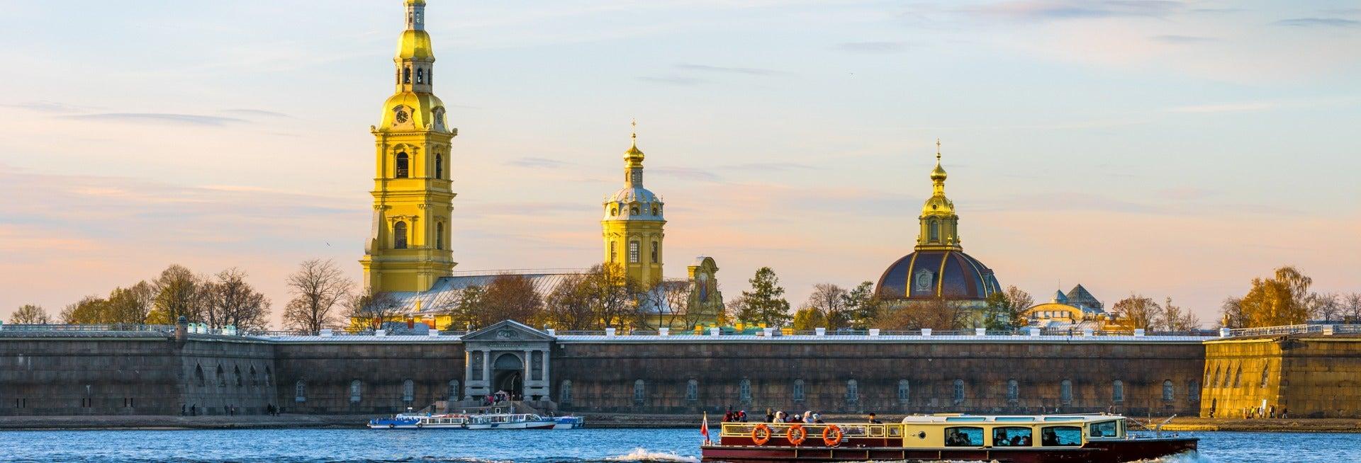 Tour de los Románov por San Petersburgo