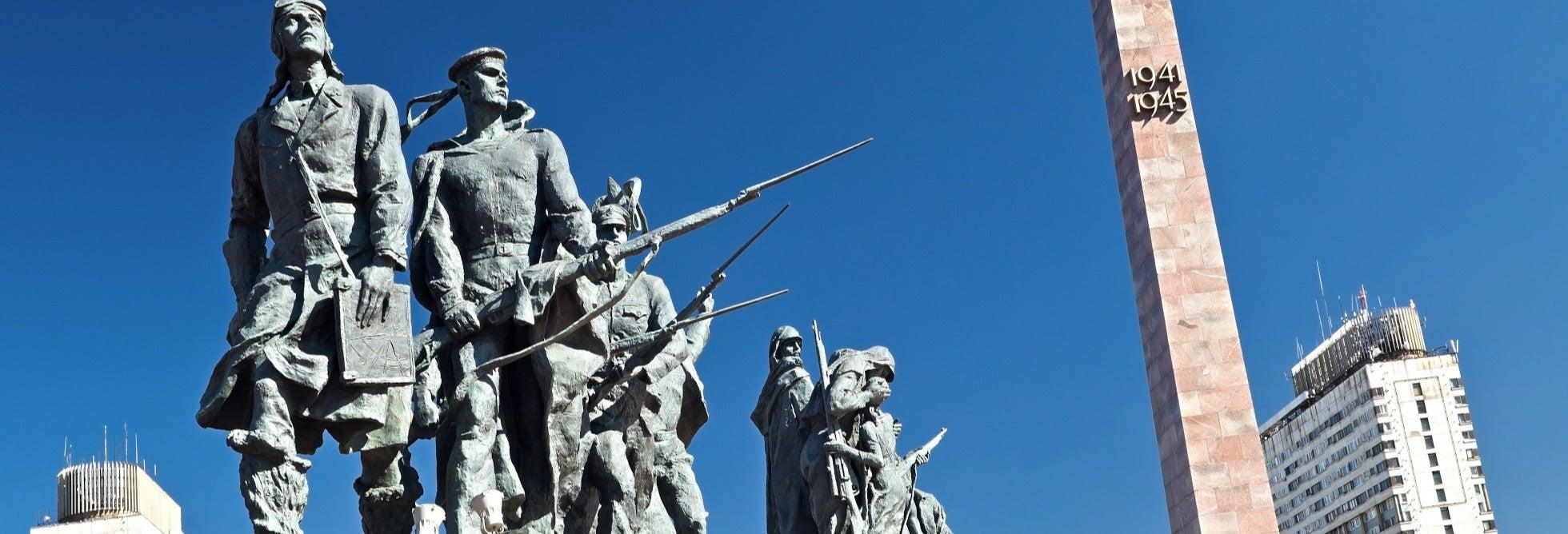 Tour del Sitio de Leningrado