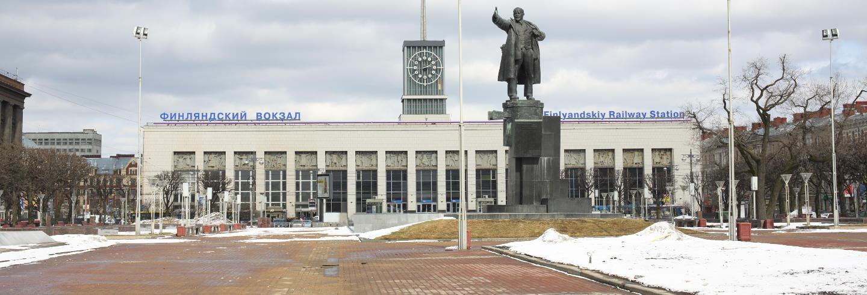 Visite du Saint-Pétersbourg soviétique