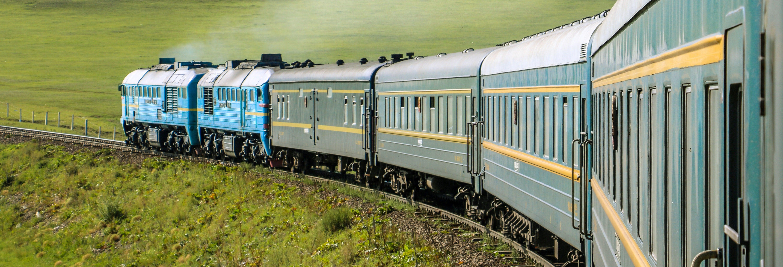 Transsibérien Saint Pétersbourg - Moscou - Vladivostok
