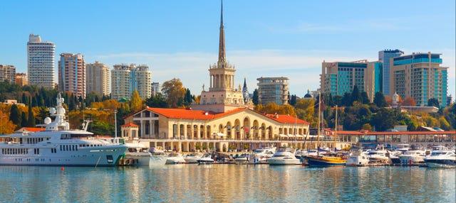 Tour de 7 días desde Sochi hasta Krasnodar
