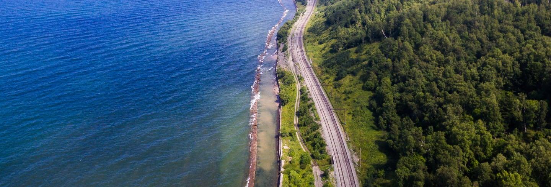 Transiberiana Vladivostok-Mosca con treno di lusso