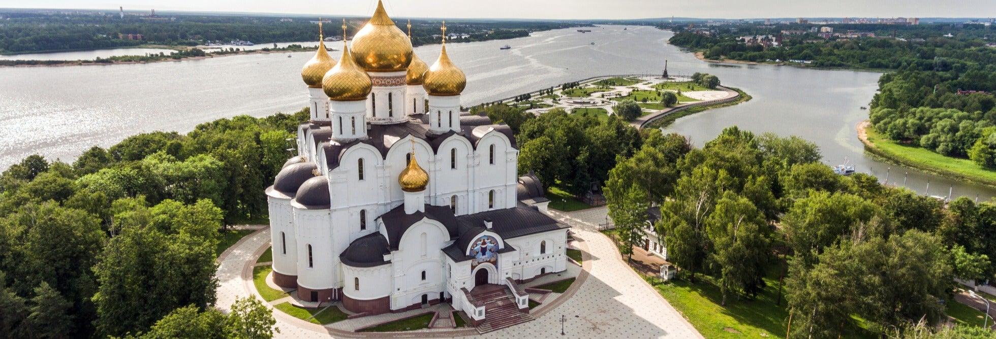 Tour panorámico privado por Yaroslavl