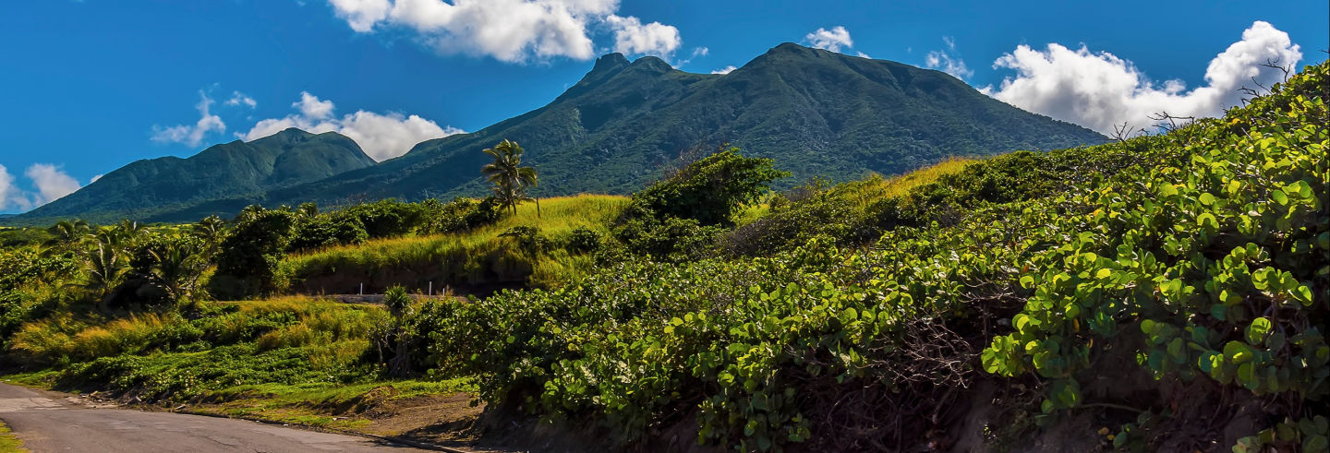 Randonnée sur le volcan Liamuiga