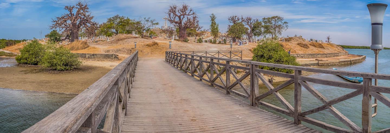 Excursión privada a Joal-Fadiouth