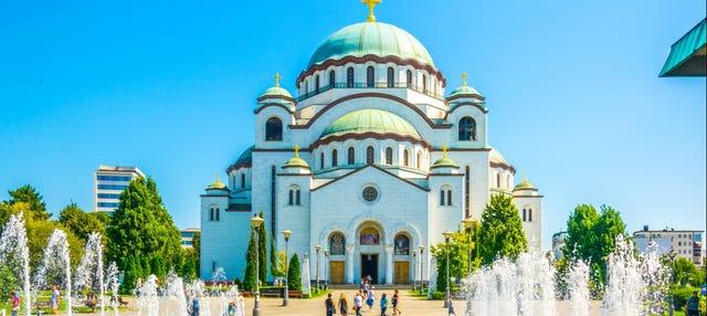 Tour privado por Belgrado