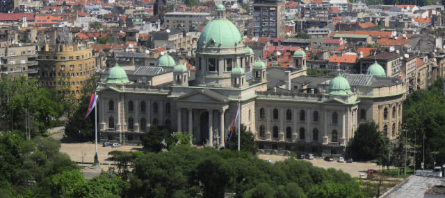 Visite guidée de Belgrade