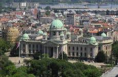 Visita guiada por Belgrado