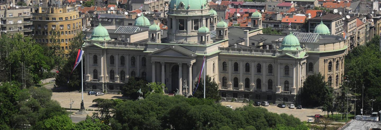 Visita guidata di Belgrado