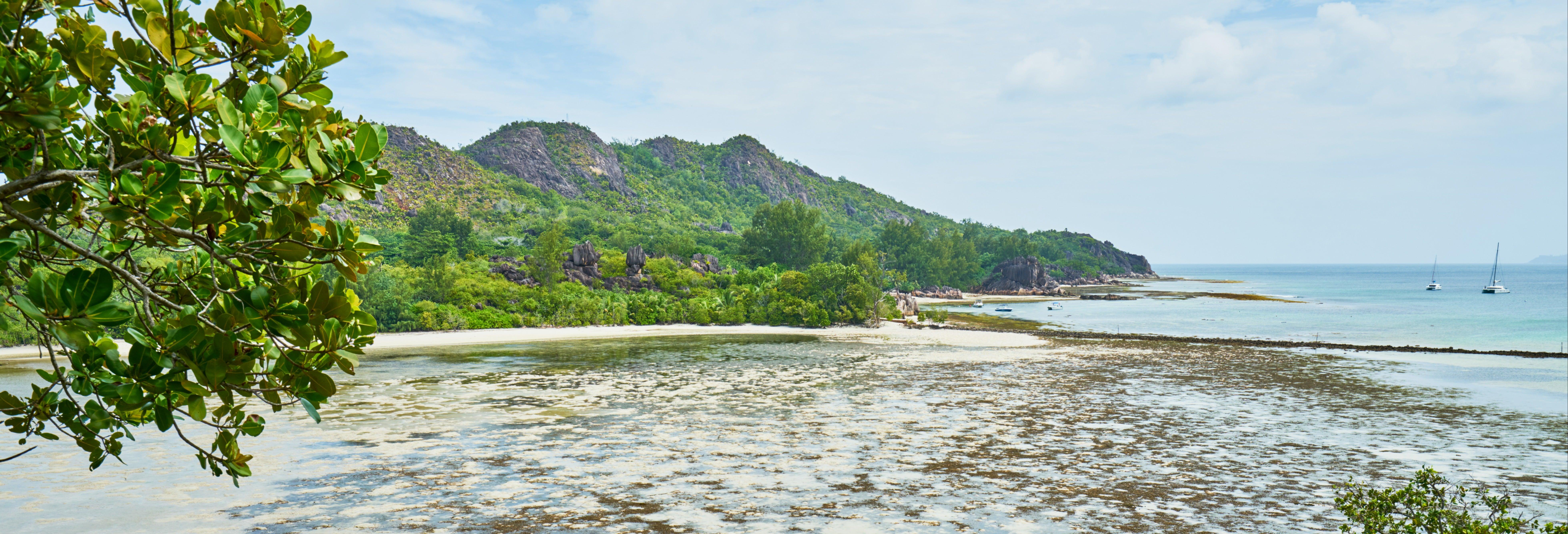 Excursão à ilha Curieuse