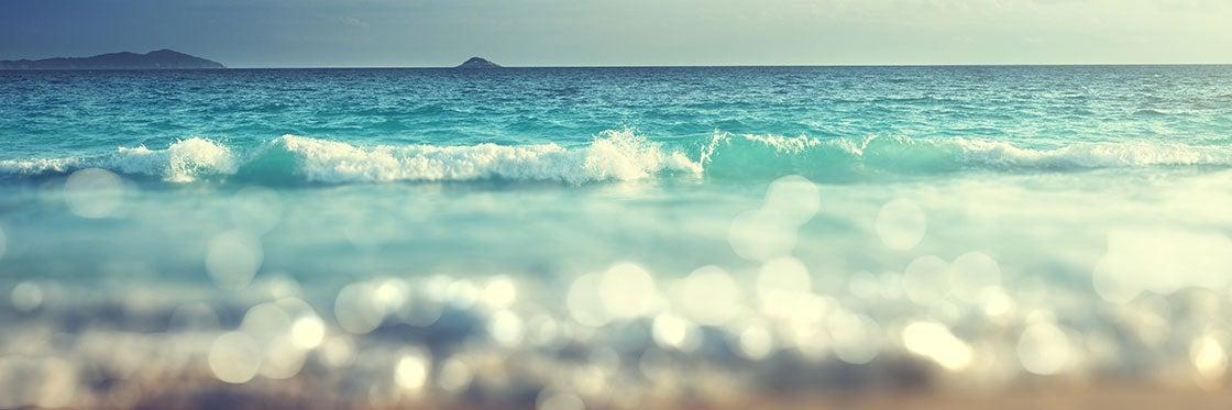 Praias das Seychelles