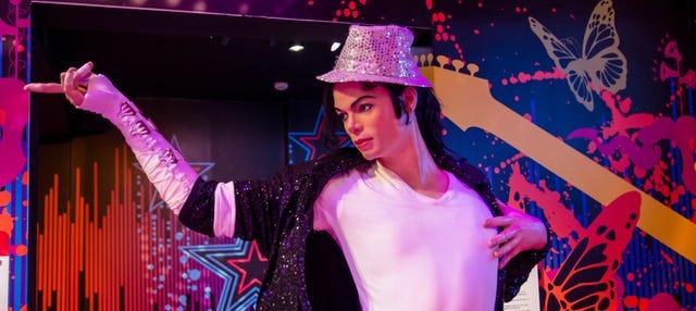 Entrada al Madame Tussauds de Singapur