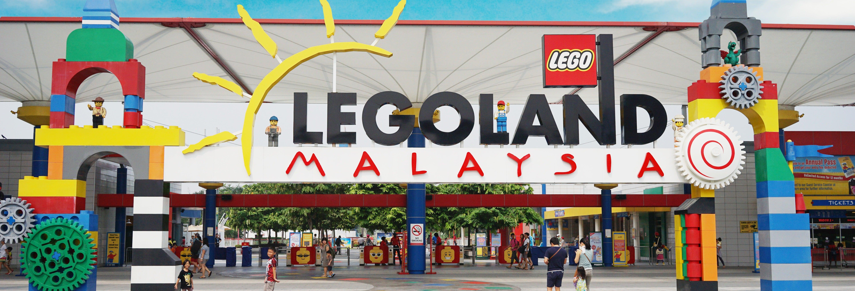 Escursione a LEGOLAND Malaysia