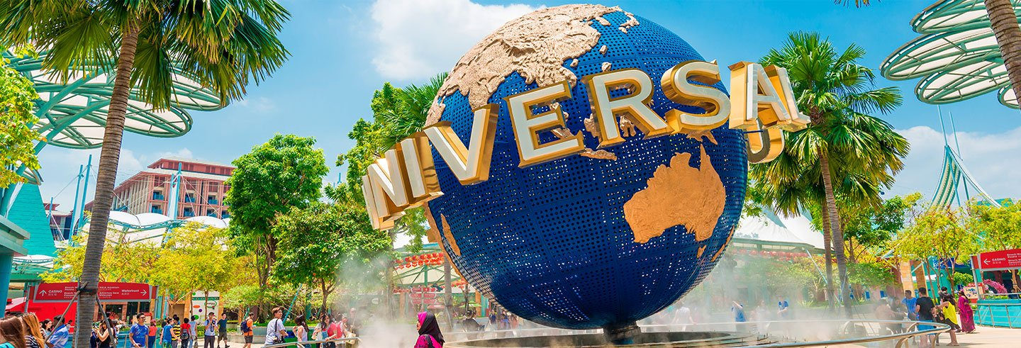 Universal Studios Singapore Excursion