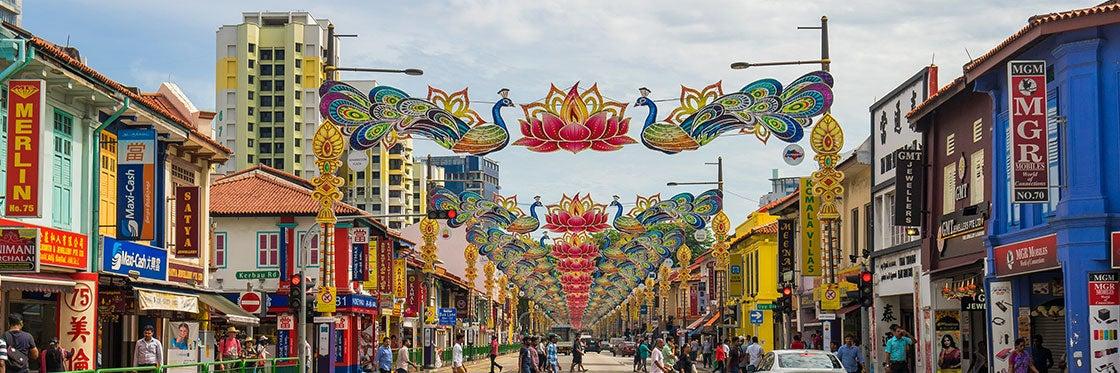 Compras em Singapura