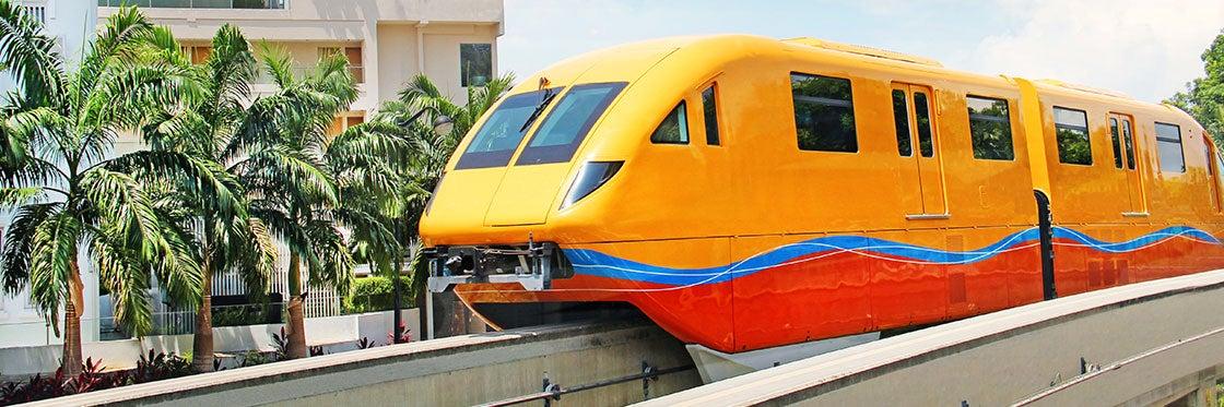 MRT de Singapura