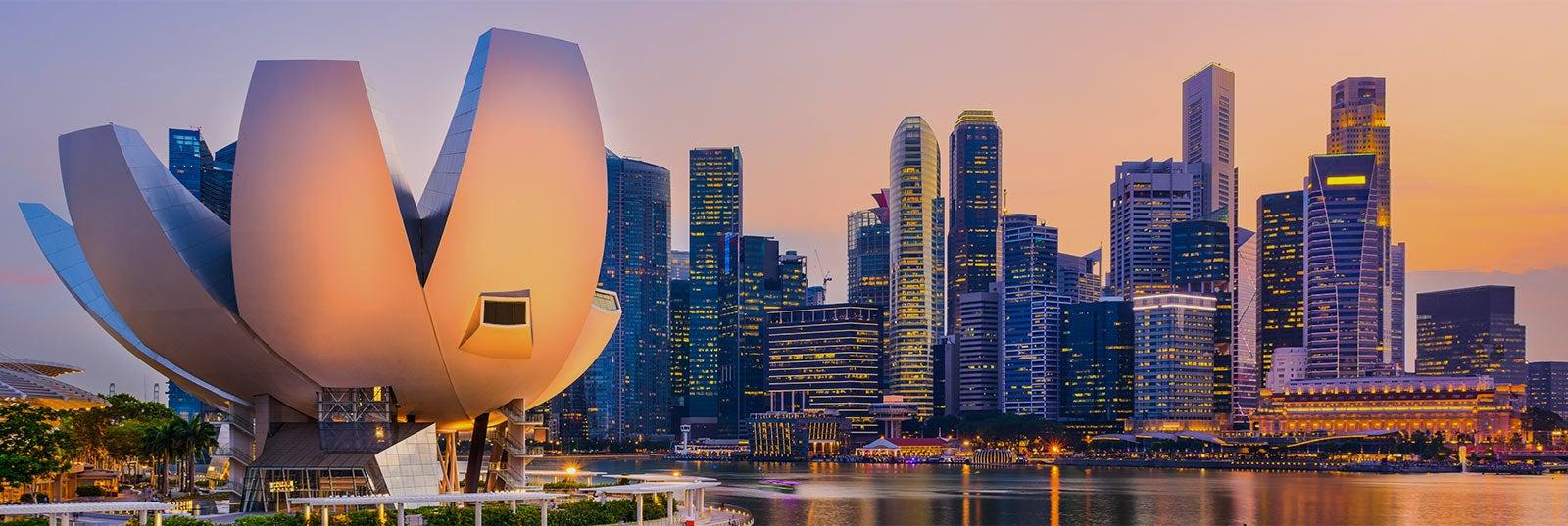 Guía turística de Singapore