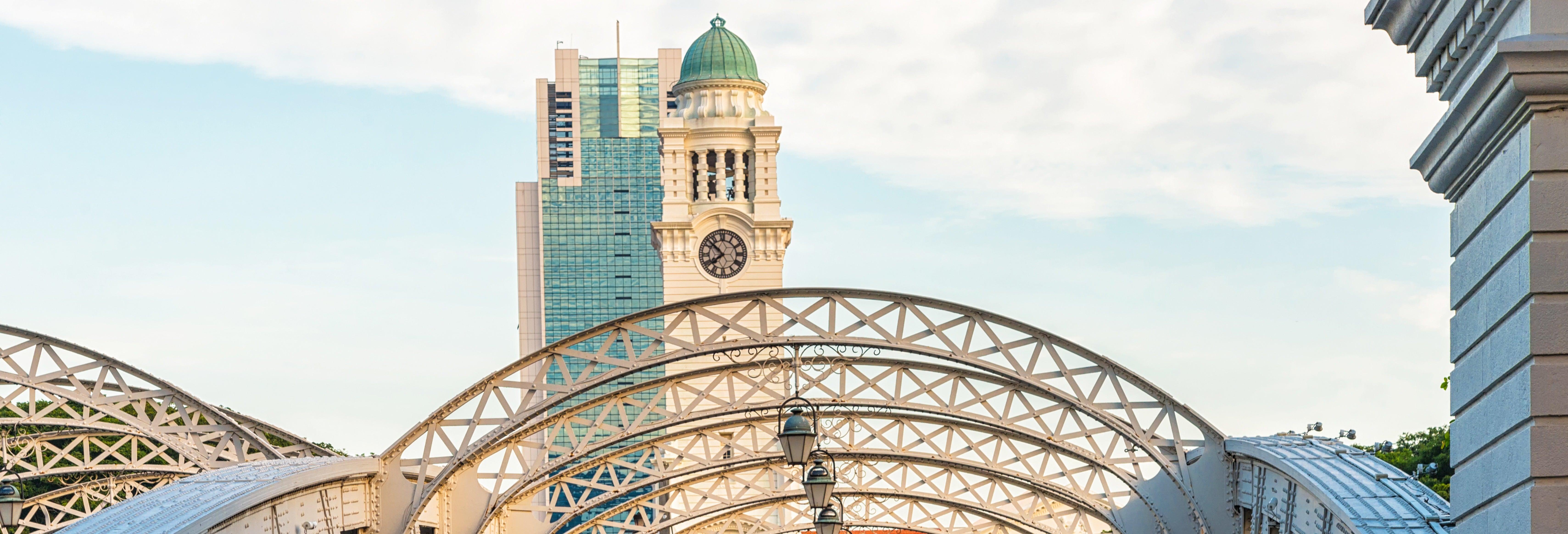 ¿Escala en Singapur? Tour desde el aeropuerto