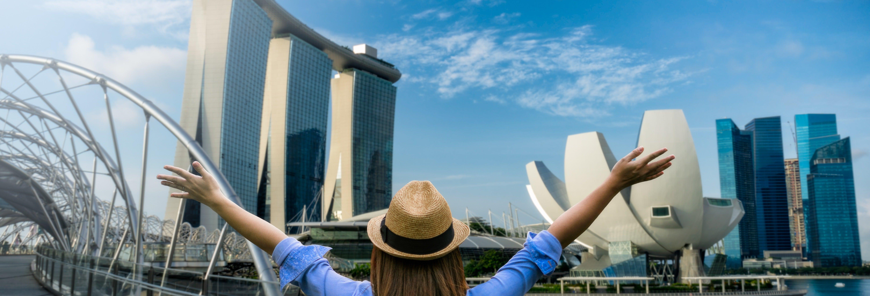 Tour por Singapur para cruceros