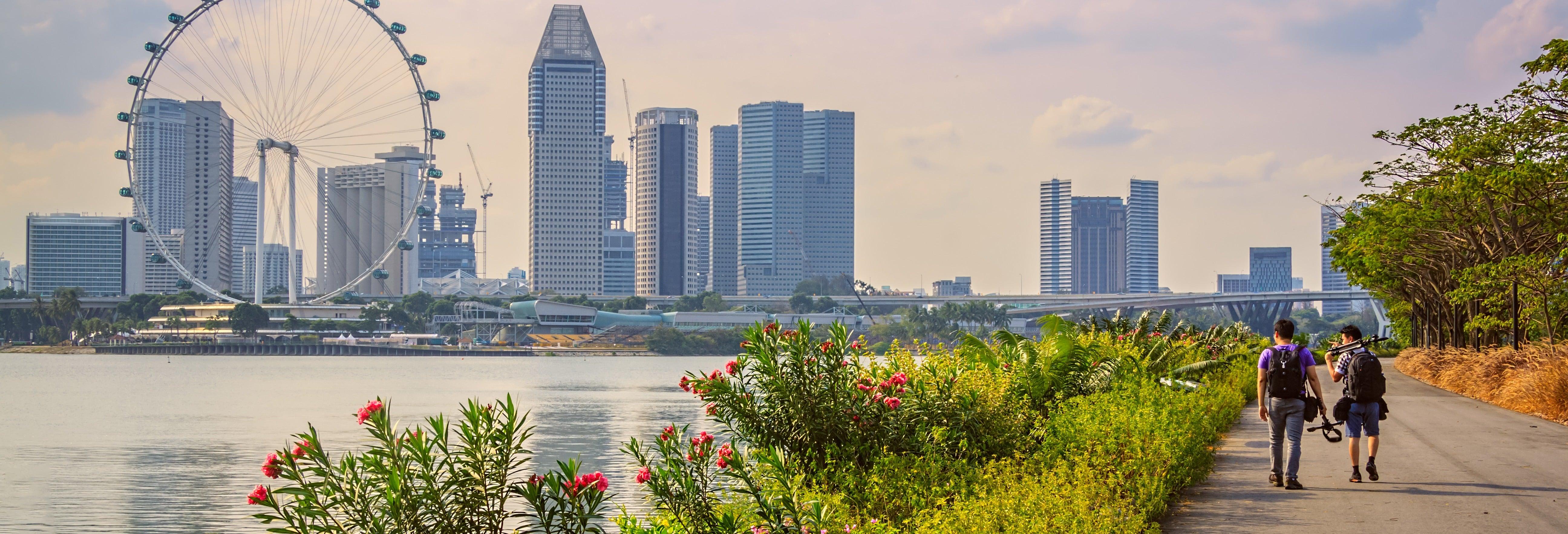 Tour privado por Singapur con guía en español