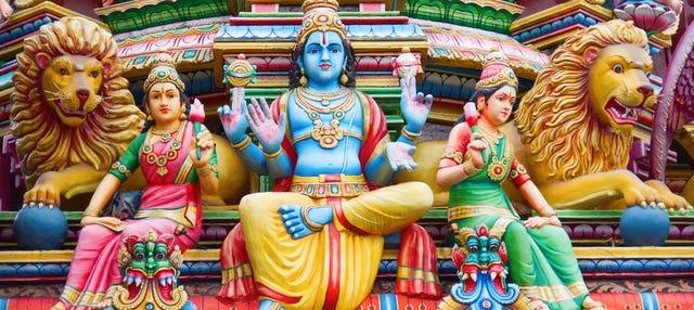 Visita guiada por Little India