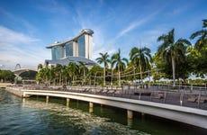 Visita guiada por Marina Bay
