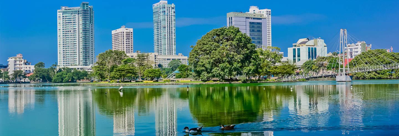 Excursión privada a Colombo