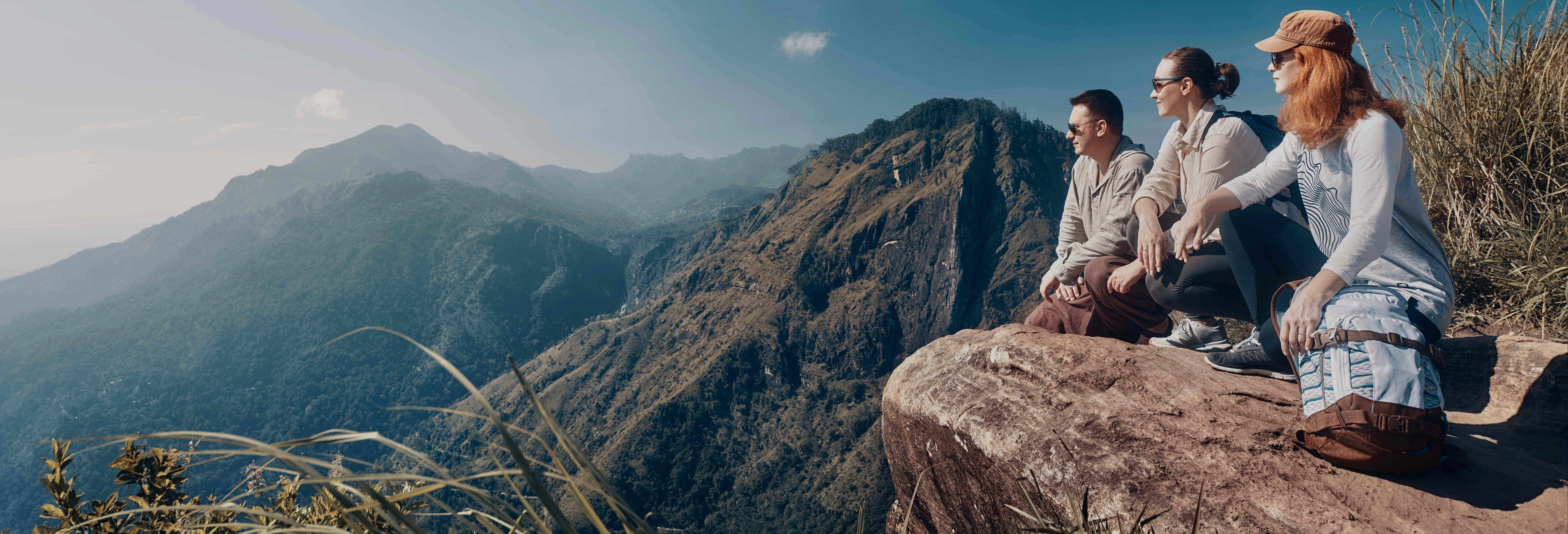 Ruta privada de trekking de 2 días por Adam's Peak