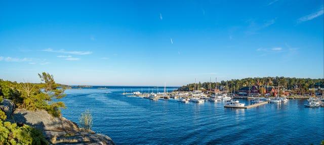 Excursão a Sandhamn