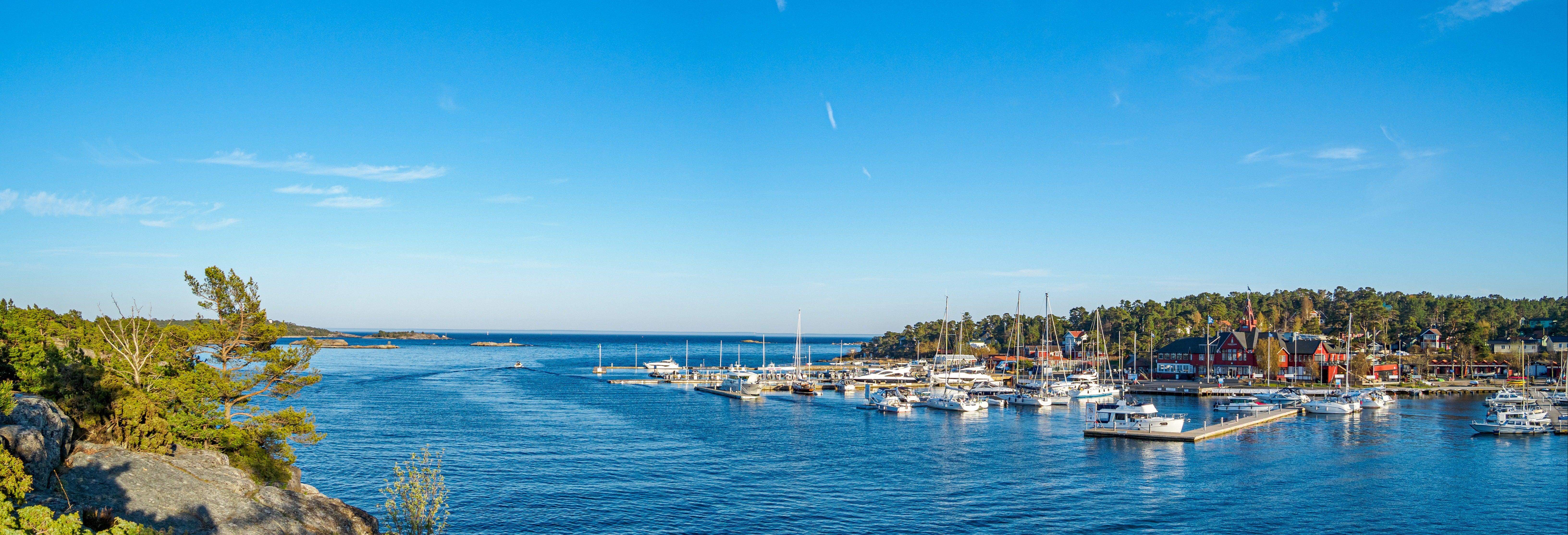 Excursión a Sandhamn
