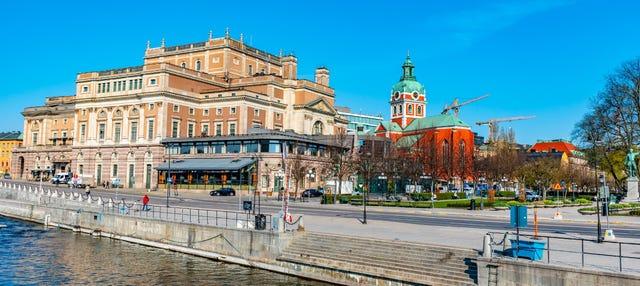 Free tour por la Ciudad Nueva de Estocolmo
