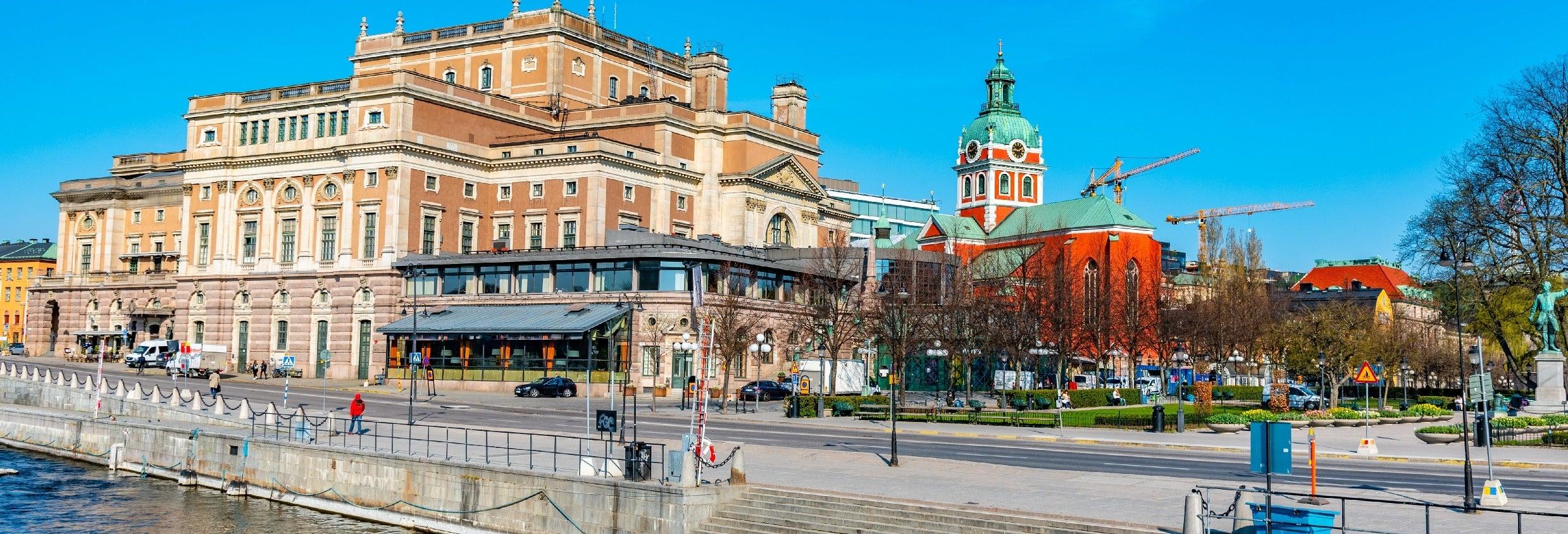 Free tour por la Ciudad Nueva de Estocolmo ¡Gratis!