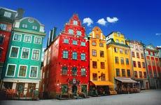 Free tour di Stoccolma