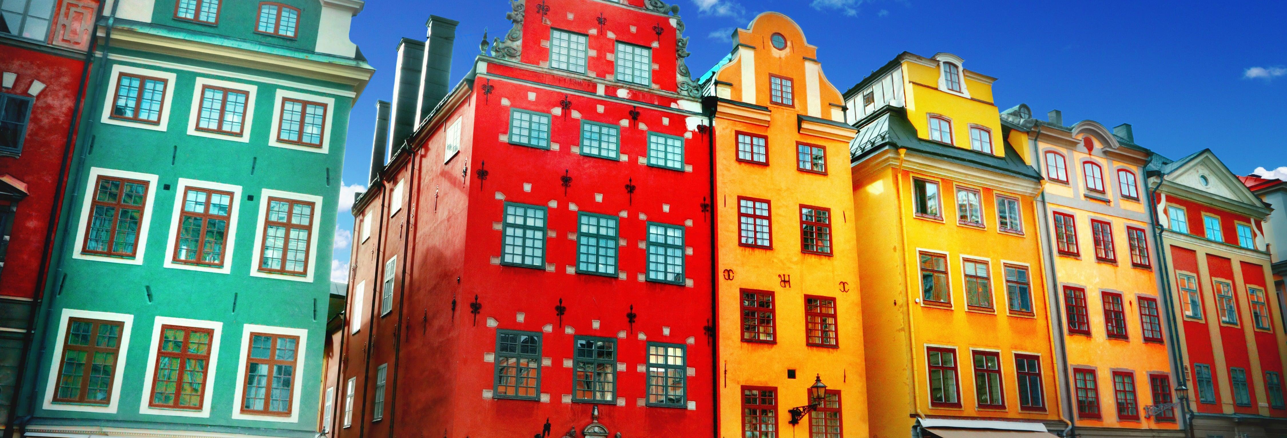 Free tour por Estocolmo ¡Gratis!
