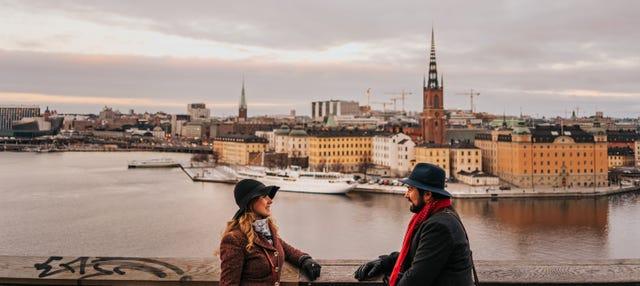 Free tour dei belvederi di Stoccolma