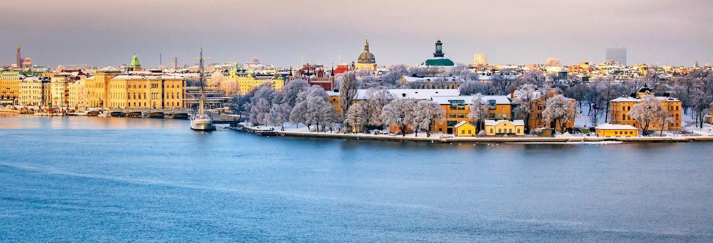 Free tour di Skeppsholmen