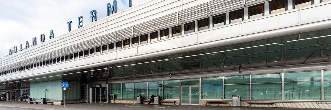 Aeropuerto de Arlanda (ARN)